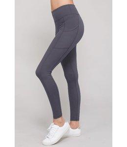 PODOS Yoga Leggings w/ Side Pockets
