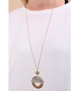 PODOS Sidney Pendant Necklace