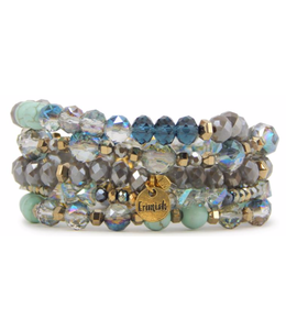 ERMISH Erimish Beaded Bracelet Set