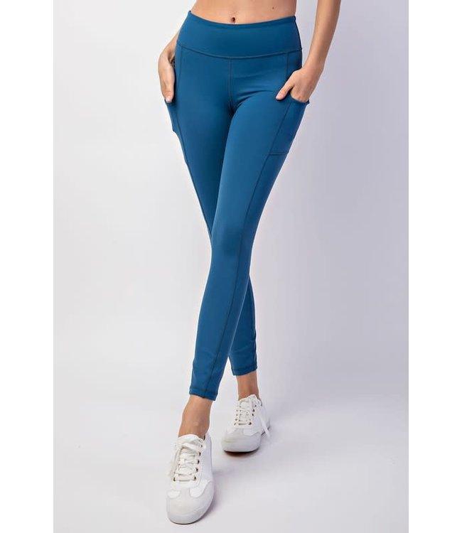 PODOS Plus Full Length Yoga Stitch Leggings