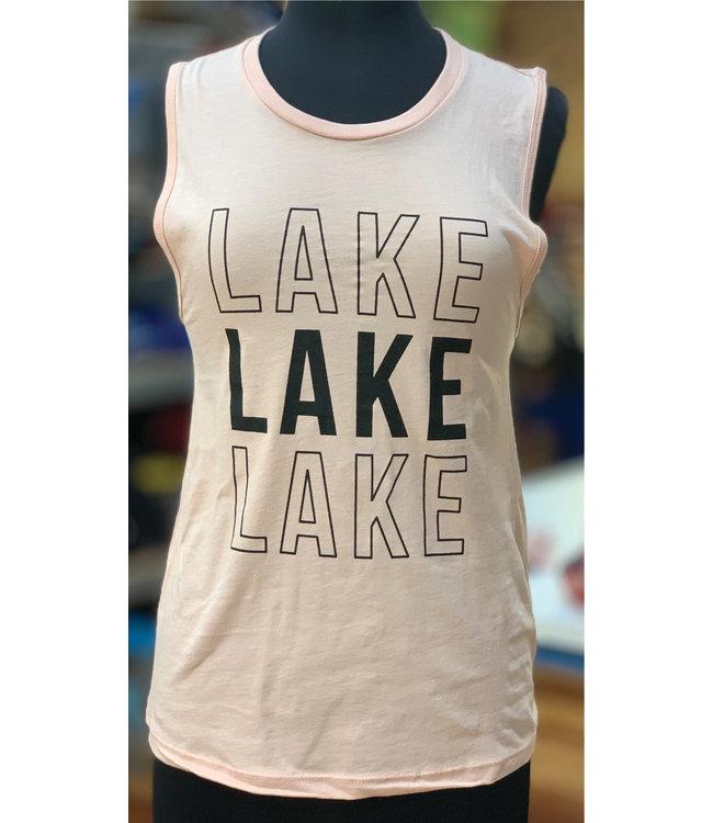 PODOS Ladies - LAKE Tank