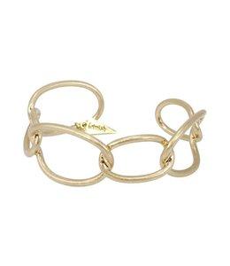 ERMISH Link Cuff Bracelet