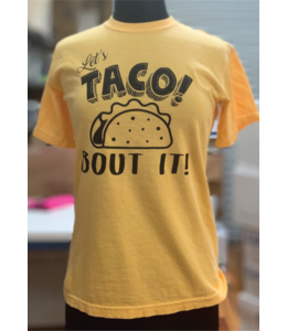 "PODOS ""Let's Taco Bout It"" Tee"