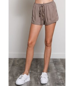PODOS Drawstring Shorts w/ Pockets