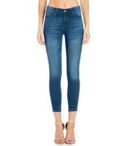 PODOS Mid Rise Crop Skinny's