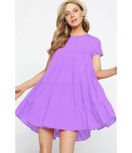 PODOS Ruffled Dress