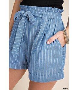 PODOS Sugarbag Short w/ Belt