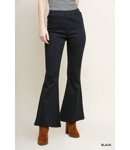 PODOS Stretch Bell Bottom Pants