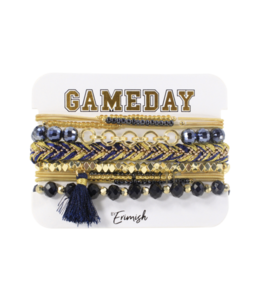ERMISH Gameday Mixer Bracelets