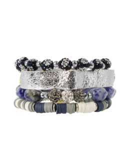 ERMISH Gameday Bracelet Set
