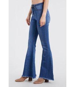 PODOS Mid-Seam Super Flare Jean