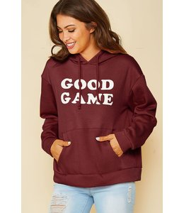 PODOS Good Game Hoodie