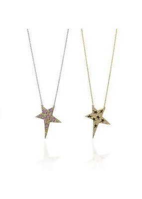 Anuja Astro Star Necklace