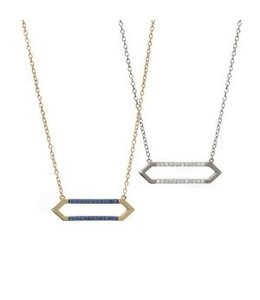 Anuja 2 Arrow Necklace