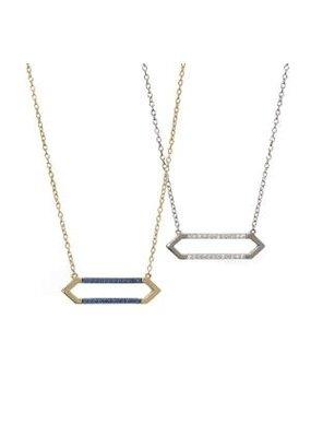 Anuja 2 Arrow Necklace