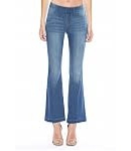 PODOS Mid Rise 30' Flare Jeggings