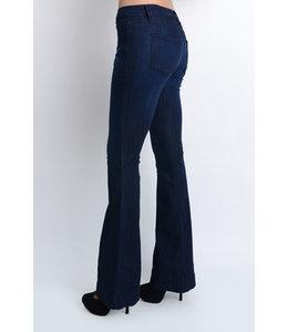 PODOS Soft & Stretchy Flare Jeans