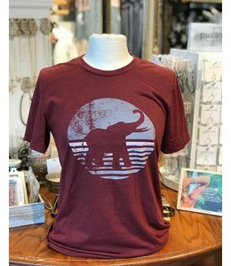 PODOS Sunset Elephant