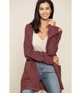 PODOS Long Sleeve Cardigan