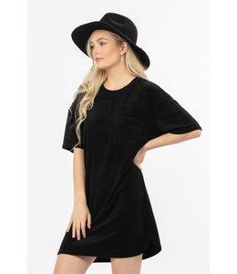 PODOS Cozy T-shirt Dress