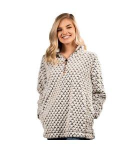 PODOS Simply Fuzzy Pullover