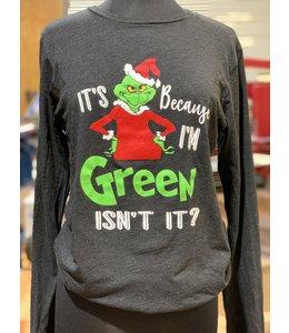 PODOS Because I'm Green