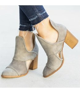 PODOS Braided Lining Bootie