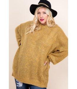 PODOS Plus Chunky Sweater