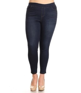 PODOS Pull On Jeans Plus