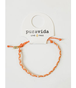 PuraVida Mini Braided Bracelet