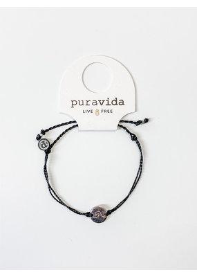 PuraVida PV Coin Bracelet