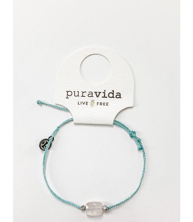 PuraVida PV Stone Bracelet