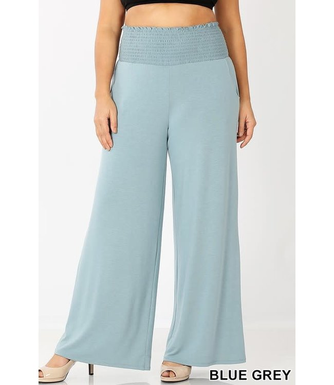 PODOS Plus Smocked Lounge Pants