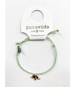 PuraVida PV Elephant Bracelet