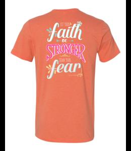 Barn Loft Co Faith is Stronger