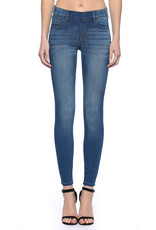 PODOS Mid Rise Pull-on Crop Skinnys