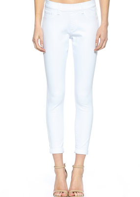 PODOS Mid Rise Rolled Cuff Pull-on Crop Skinny