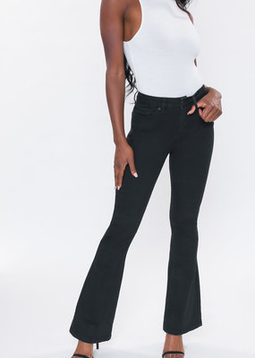 PODOS High-Rise Basic Flare Jean