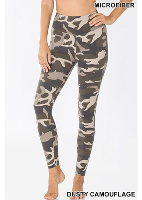 PODOS Camo Leggings