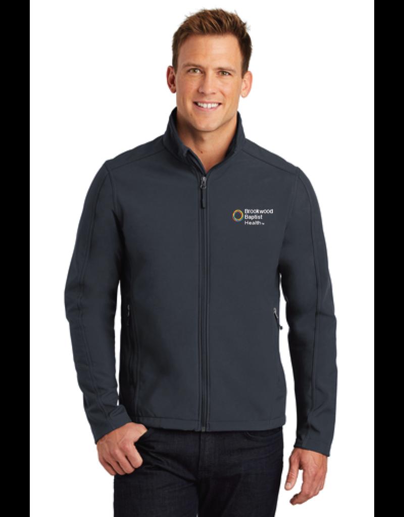 Port Authority Men's Brookwood Baptist Soft Shell Jacket