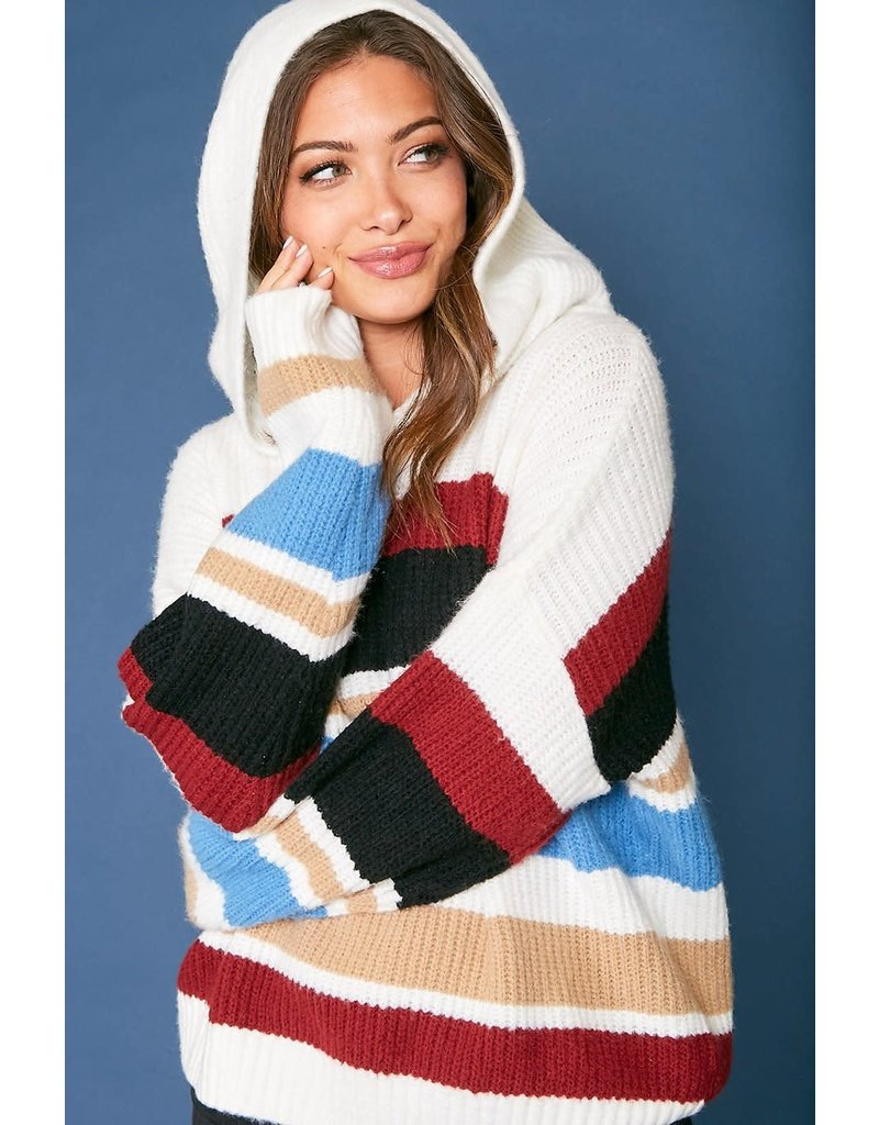 PODOS Anamarie Hoody Sweater