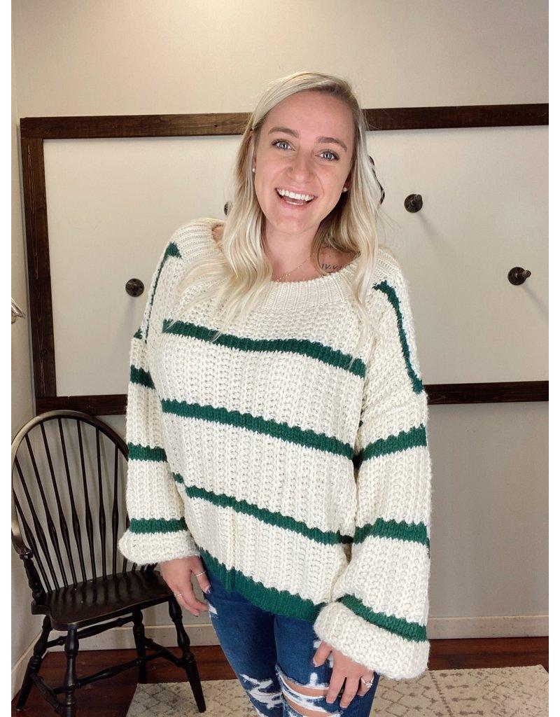 PODOS Yarn Knit Sweater