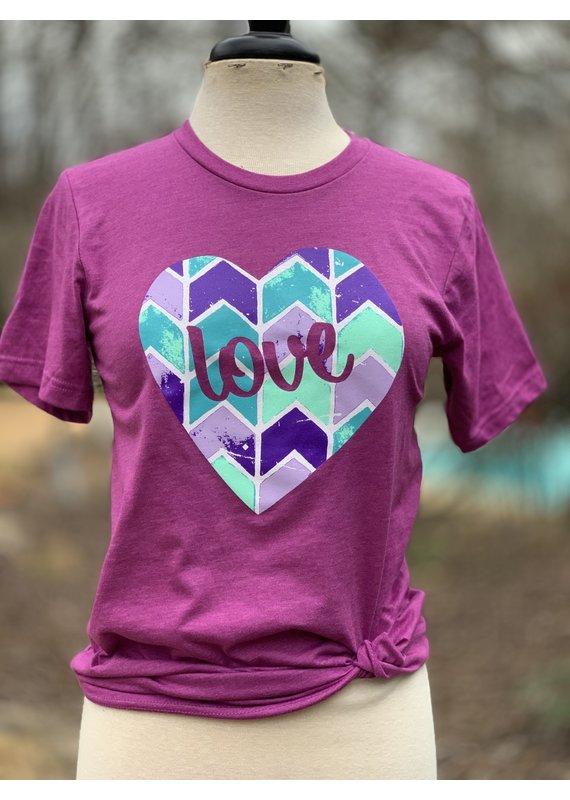 Barn Loft Co Love Heart v21