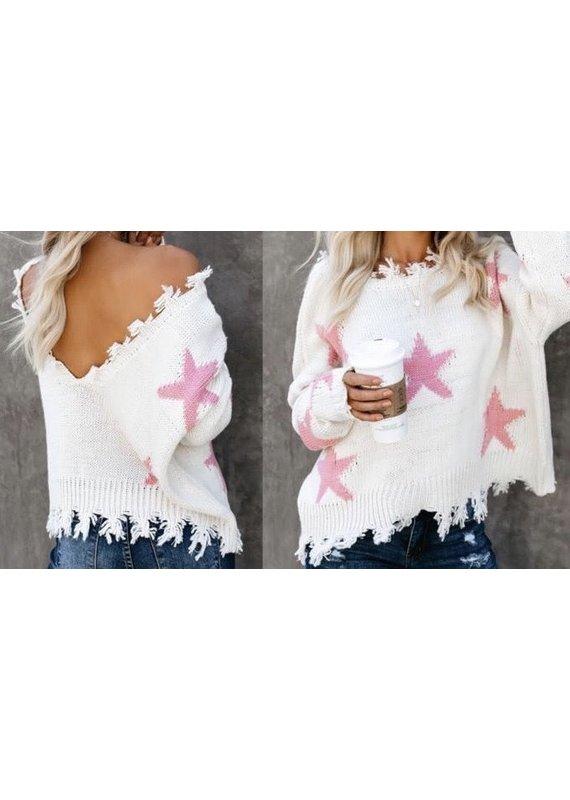 PODOS Star Sweater