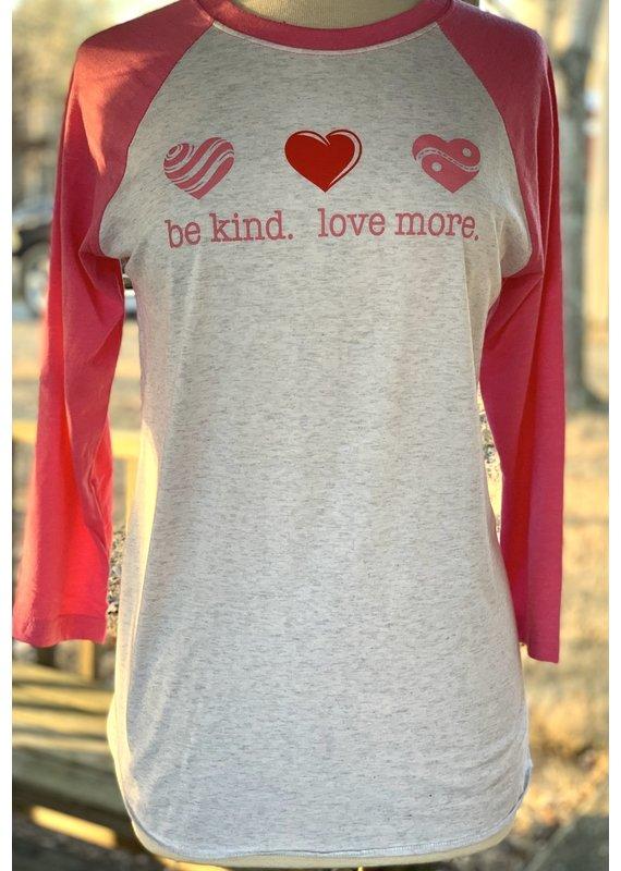 Barn Loft Co Be Kind Love More V21