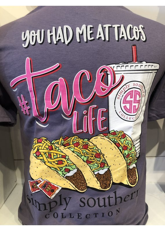 Simply Southern SS TACO Life