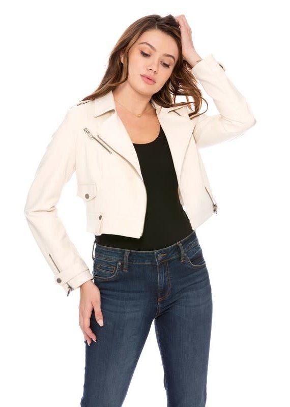 PODOS Naomi Cropped Jacket