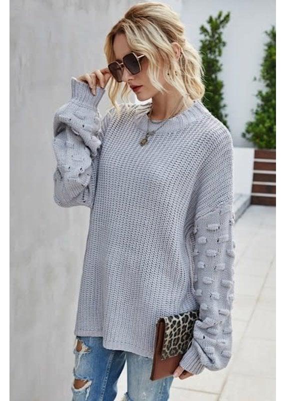 PODOS Knit Sweater