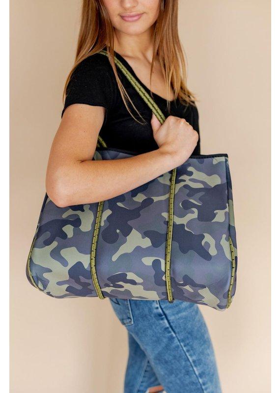 The Classy Cloth Neoprene Bag