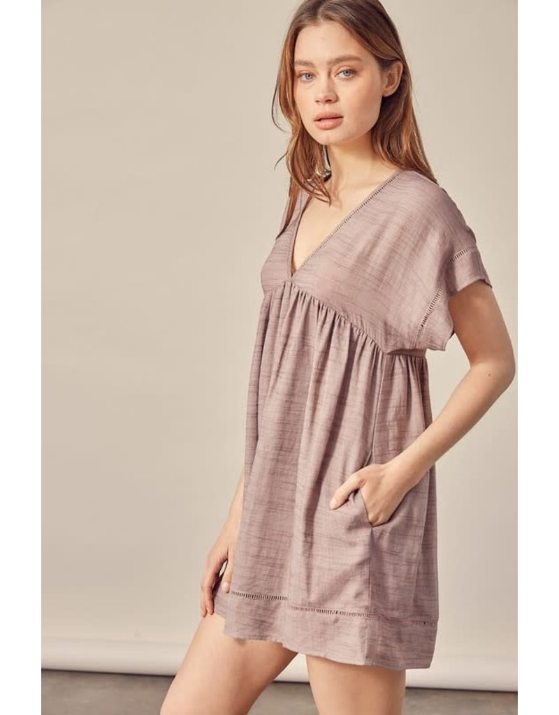 PODOS Romper Dress (w/ Shorts)
